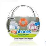 MyPhones suojelee jälkikasvun kuuloa