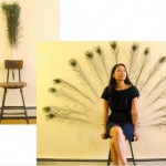 Victoria Fang: Peacock Chair