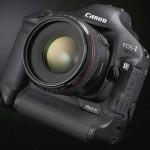 Canonilta uusi ammattilaiskamera EOS-1D Mark IV