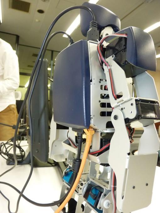 Robovie-PC on robotti vaativalle robottiharrastajalle 2