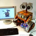 Uskomaton Wall-E modaus