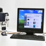 Robovie-PC on robotti vaativalle robottiharrastajalle
