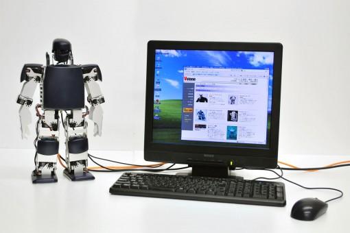 Robovie-PC on robotti vaativalle robottiharrastajalle 1