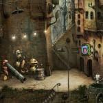 Machinarium -peli on yksi valtava hilavitkutin