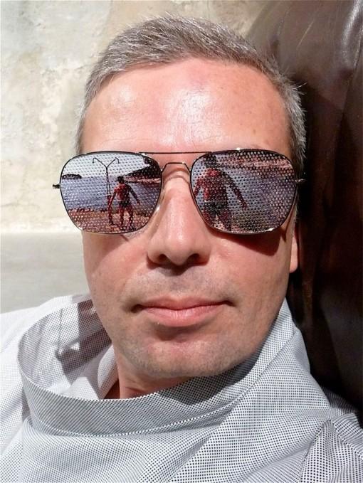 BLESS N°39 Heart Ringers Sunglasses, peililasit... ei sittenkään 1