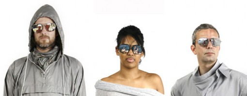 BLESS N°39 Heart Ringers Sunglasses, peililasit... ei sittenkään 3