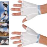 Mitä saadaan kun yhdistetään hansikkaat ja kalsarit?