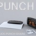 Matty Martin: Punch, kamera joka rasteroi rei'illä