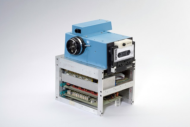Ensimmäinen digikamera