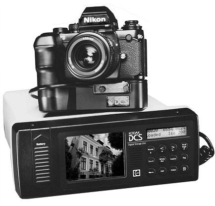 Kodak DCS100-M