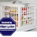 Fridge Locker on turva kun eineet ovat syöpönvaarassa