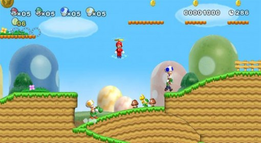 New-Super-Mario-Bros--Wii