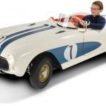 Pikku-Corvette tuleville kaahareille
