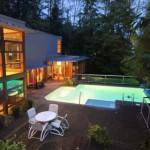 Twilight: New Moon -elokuvan talo myynnissä Länsi-Vancouverissa