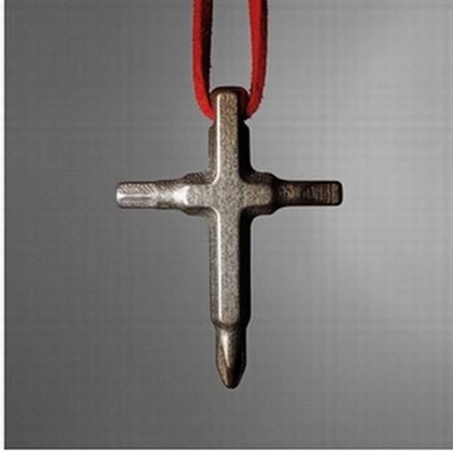 Michiel Cornelissen Ontwerp: A Bit Cross, symboli puusepälle kenties1
