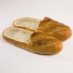 Bread Shoes, leipäkengät, loistava keksintö!