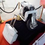 XOR motors esittelee: XO2 urban transformer, kokoontaittuva sähköskootteri