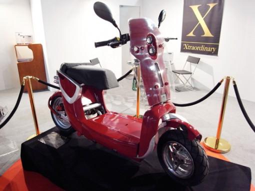 XOR motors esittelee: XO2 urban transformer, kokoontaittuva sähköskootteri 4