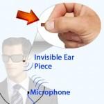 Invisible Bluetooth Earpiece on minikokoinen bluetooth-korvanappi