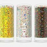 Cipher Drinking Glass – Tiedä mitä juot