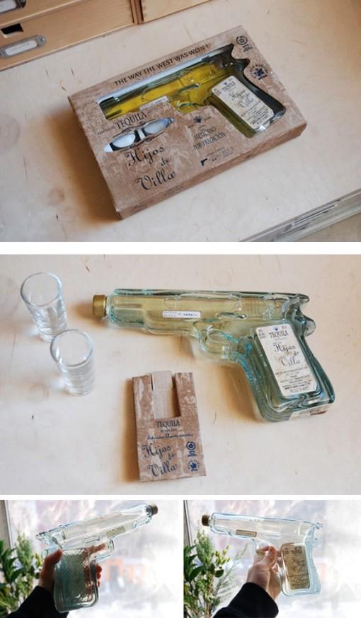 Hijos De Villa Pistol Reposado Tequila