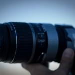 iPhone ja järjestelmäkameran objektiivi: tee-se-itse