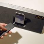 Testissä Altec Lansing inMotion Classic iPod -telakka