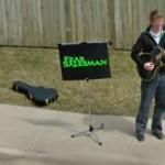 Kanadalainen muusikko stalkkasi Googlen street view -kameraa saadakseen julkisuutta