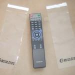 Germ Free Remotes – uusi keksintö – muovipussi