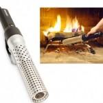 Looftlighter sytyttää tulen kuumalla ilmalla