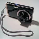 Testissä Samsung ST550 digipokkari