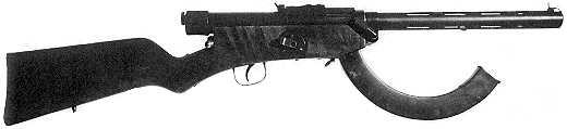 M/26, M/31 Suomi-konepistoolin esikuva