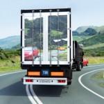 """""""Läpinäkyvä"""" rekkakonsepti parantaa liikenneturvallisuutta"""