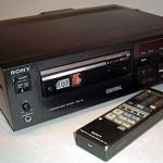 Testissä maailman ensimmäinen CD-soitin – Sony CDP-101