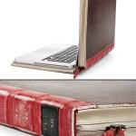 TwelveSouth: BookBook on kirjalta näyttävä MacBookin säilytyspussi
