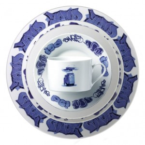 Lovegrove & Repucci: New York Delft Tableware on posliiniastiasto nykyajasta 1
