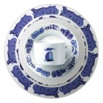 Lovegrove & Repucci: New York Delft Tableware on posliiniastiasto nykyajasta