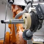 Robotagger on robottikäsi, joka tekee tagin kuin tagin ohjelmoituna GML (Graffiti Markup Language) -kielellä