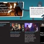 Soffa.tv on uusi suomalainen underground-kulttuuriin keskittynyt netti-tv-kollektiivi