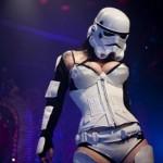 Star Wars kinky-burleski-show
