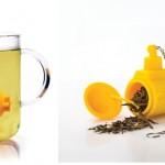 Tea Sub on teesihti joka muistuttaa Beatlesin Yellow Submarinea