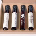 San Franciscolainen Brixr myy 50ml viinipakkauksia koemaistamista varten