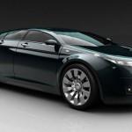 GAZ Volga GL 5000 on suunnitelma uudesta Volgasta