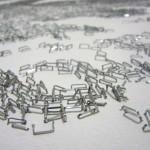 AGGRAVURE by Baptiste Debombourg on niitti-installaatio