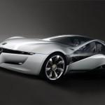 Bertone: Alfa Romeo Pandion Concept on läpinäkyvä, osittain