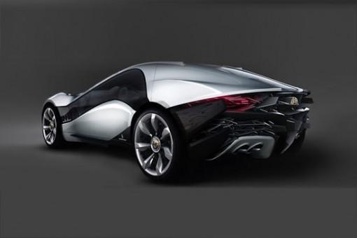 Alfa Romeo Concept Car >> Bertone Alfa Romeo Pandion Concept On Lapinakyva Osittain