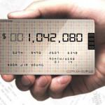 Live Checking Card näyttää tuhlatut varat
