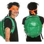 Teenage Mutant Ninja Turtles Headband Shell Backpack on mutanttikilpikonnareppusetti ja -maski