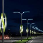 Turbine Light tekee katuvaloista tuulivoimaloita