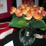 Pekoniruusu on uudenlainen syötävä ruusu